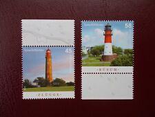 Germany 2013 Lighthouse Set MNH Flügge Büsum