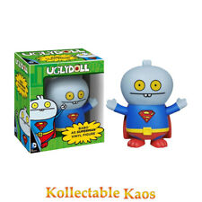 Ugly Doll/DC - Babo Superman Vinyl Figure