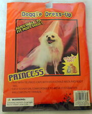 Dog Cat Halloween Costume Princess One size Y290