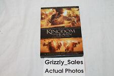 Kingdom of Heaven (DVD, 2005, Widescreen - Bilingual)