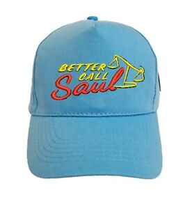 Better Call Saul Embroidered Baseball Cap Hat Breaking Bad in 15 colours