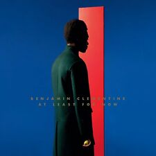 BENJAMIN CLEMENTINE: AT LEAST FOR NOW CD NEW