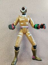 Bandai 2000 Power Rangers Time Force Cyclobot Figure Evil Space Alien no weapon