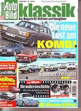 Auto Bild Klassik 6/16 Kombi: Volvo 240/Oldsmobile Cutless Cruiser/MB 123 /2016