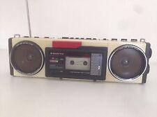 Sanyo M-GT7 Stereo Radio Cassette Recorder Dust & Splash Proof