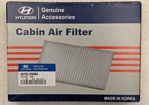 Hyundai Genuine Accessories Air Filter 08790-3D000-A