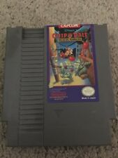 Nintendo NES, RESCUE RANGERS Chip N Dale Game
