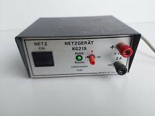 NG 215  Netzgerät Labornetzteil Power Supply