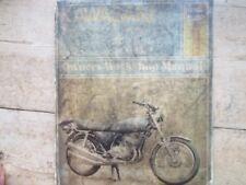 KAWASAKI S1  / S2 / S3 / KH 250cc - 400 cc 1972 - 1976  HAYNES WORKSHOP MANUAL