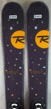 14-15 Rossignol Sassy 7 Used Women's Demo Skis w/Binding Size 140cm #230876