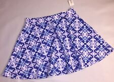 Aeropostale Blue Mini Skirt Size M Cute