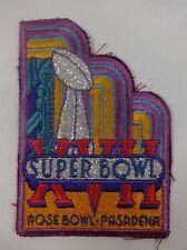 1983 Super Bowl XVII NFL Football Washington Redskins John Riggins Miami Dolphin