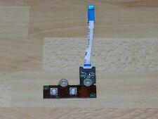 HP Pavilion DV1000 scheda tasti pulsanti ok - back button flat cavo ribbon cable