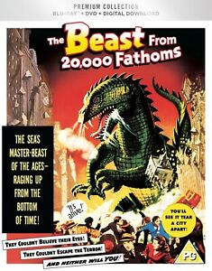 * THE BEAST FROM 20,000 FATHOMS ( 1953 ) HMV PREMIUM COLLECTION NEW & SEALED *