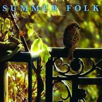 SUMMER FOLK - V/A Albion Band Fairport Convention Eggibread (NEW SEALED) CD Folk