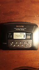 Aiwa Walkman Cassette player TX366 Super Bass