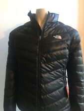 The North Face Women's Flare Down 550 Winter Jacket Puffer Coat Black Size L