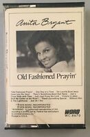 SEALED Anita Bryant Old Fashioned Prayin' 1975-1976 Cassette Tape UNOPENED