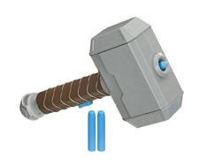 Avengers Thor Hammer Strike Power Moves Blaster