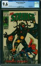 Doctor Strange 180 CGC 9.6 -- 1969 -- Eternity app.  #1273677002