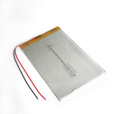 3.7V 3500mAh LiPo Polymer Rechargeable Battery 406090 For Power Bank Tablet PC