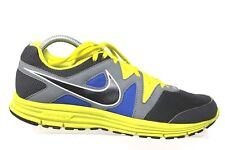 NIKE LUNARFLY 3 GRAY BLUE VOLT TRAINING RUNNING CROSSFIT MAX 487753 007 MENS 7.5