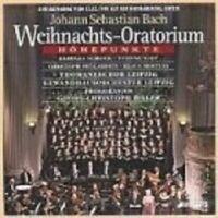 THOMANERCHOR LEIPZIG/BILLER/GOL - J.S. BACH-WEIHNACHTS-ORATORIUM (QS)  CD NEU