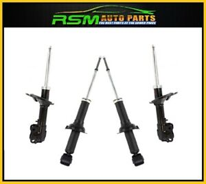 Fits to Sentra 00-01 Front + Rear Shock Absorber Set 4pcs