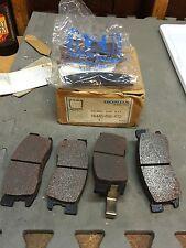 NEW OEM NOS 1982 HONDA PRELUDE BRAKE PAD KIT 064A5-692-672 or 45022-692-405