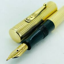 Waterman 54 Overlay Fountain Pen French Flex Nib