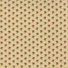 MODA Fabric ~ CHRISTMAS GATHERINGS ~ Primitive Gatherings (1175 12) by 1/2 yard