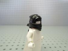 Lego 1 x Kopfbedeckung Ninja Wrap 30177 schwarz   Ninjago  Cole