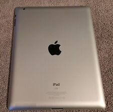 GENUINE APPLE IPAD 2  ...   1 BACK COVER METAL SILVER  MODEL   A1395