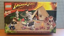 LEGO INDIANA JONES / 7624 JUNGLE DUEL /BNIB✔NEW✔SEALED✔RARE✔ LAST FEW REMAINING✔