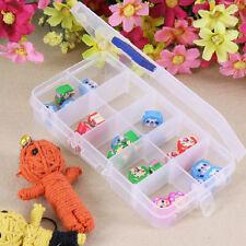 Kunststoff Sortierkasten Perlenbox variable Trenner Sortierbox NEU