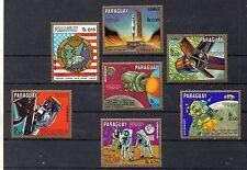 Paraguay Misiones Espaciales Proyecto Apolo (DD-416)