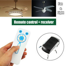 Universal Ceiling Fan Light Lamp Remote Control Kit Timing Wireless Controller
