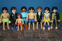 Playmobil Citywelt  Figuren SET XXX6