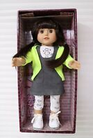 "City Girl Layla 18"" Doll 2018 New York Doll Collection B135 New in Box Vinyl"
