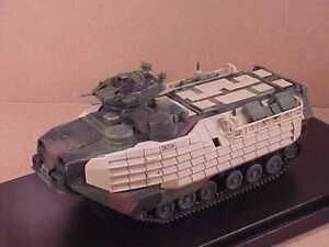 Dragon Armor #63073 1/72 Bae AAVP-7A1 RAM / Rs W / Eaak Assault Amphib Kfz Usmc
