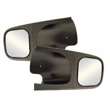 CIPA 10500 Black Dodge Custom Towing Mirrors for 1998-2003 Dodge Durango