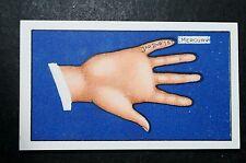 Forth Dito FORTUNA Dicendo ORIGINALE ANNI 1930 card in buonissima condizione