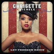 Let Freedom Reign by Chrisette Michele (CD, Nov-2010, Def Jam (USA))