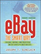 EBay the Smart Way: Selling, Buying, and Profiting on the Web's No1 Auction, ge4