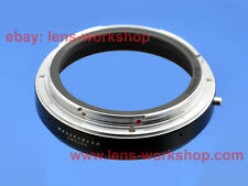 CONTAX 645 Camera MAM-1 Adapter for Hasselblad V Mount C CF CFi CFE Zeiss Lens