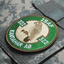 Royal Netherlands RNLAF Koninklijke Luchtmacht 322 Sqn @ Kandahar AB Afghanistan