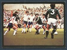 TRANSIMAGE FOOTBALL 79/80-#365-EIRE V ENGLAND 1978