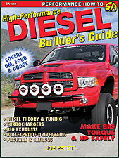 Ford Diesel Performance Guide 6.0 6.9 7.3 1983-2006 Pickup Truck F150 F250 F350
