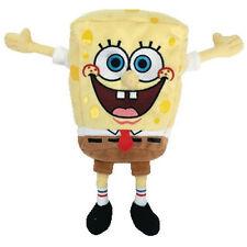 New TY SPONGEBOB Squarepants Beanie Baby Plush Stuffed Toy 8 inches Cute Gift