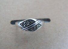 Markasit Silber Ring ,Gr 54 (17,2 mm Ø)  HS-70